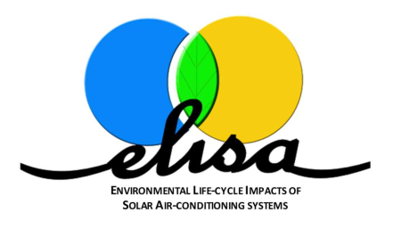 ELISA Tool : Life Cycle Analysis for Solar Cooling Systems